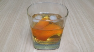 My Old Fashioned: not a fruit salad